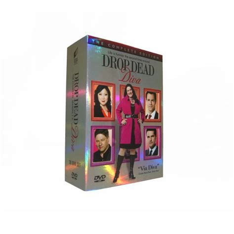 drop dead seasons drop dead seasons 1 6 dvd box set dvd1cspe 69 99