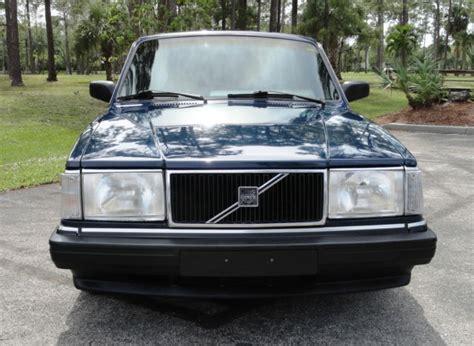 1991 volvo station wagon yv1aa8850m1896682 1991 volvo 240 station wagon sharp