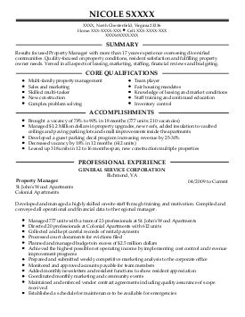 regional property manager resume exle apartment manager resume skills bestapartment 2018