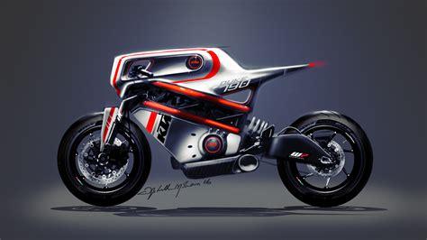 Ktm Retro Motorrad by Artstation Ktm Duke 790 Concept Art Retro Ashith Mohan