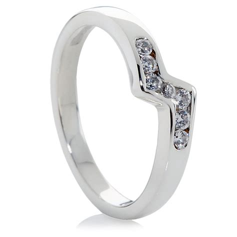 Wedding Rings Direct by Shaped Wedding Rings Wedding Rings Direct