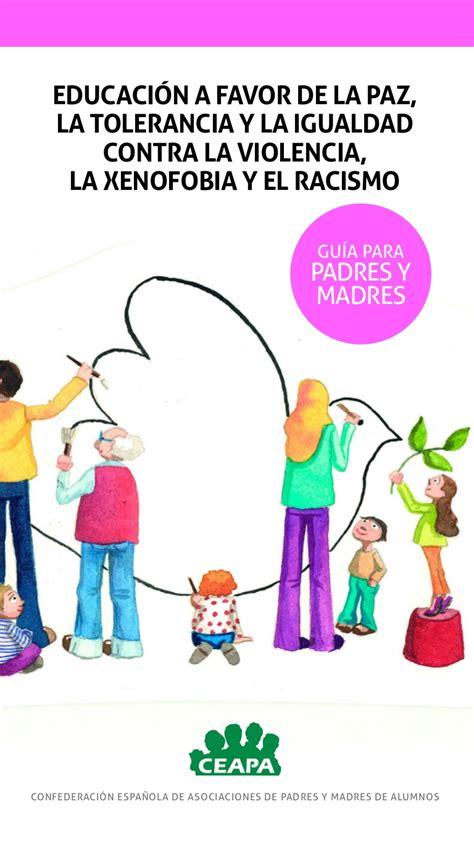 en favor de la tolerancia gu 237 a a favor de la paz tolerancia e igualdad