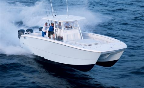 beautifully crafted luxury boats for sale invincible boats - Invincible Cat Boats For Sale