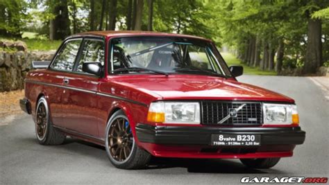 volvo  turbo  hk  nm    garaget
