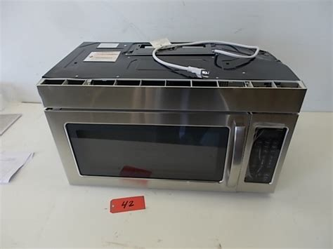 over the range microwave cabinet ikea new appliances 2 in elko minnesota by jms auctions