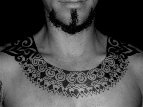 tattoo back necklace 39 amazing egyptian neck tattoos