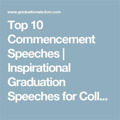 graduation speech 25 best graduation speech ideas on senior
