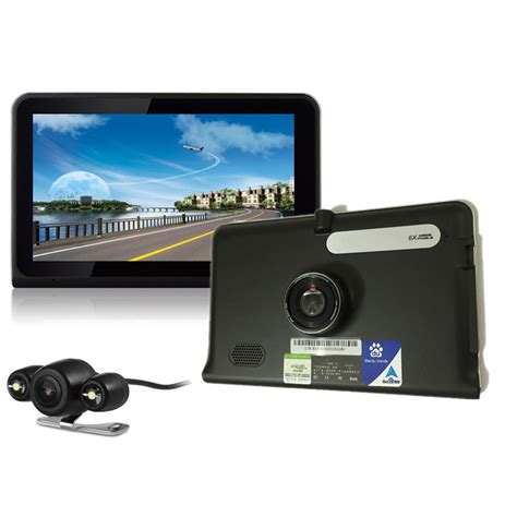 7 inch gps navigation android wifi gps dvr recorder