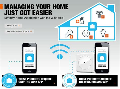 the wink home automation thread anandtech forums