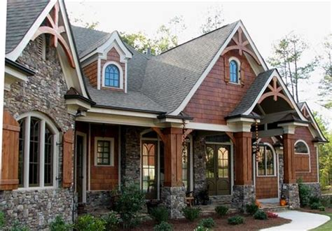Arts And Crafts Home Plans by Pacific Northwest Style Adapts Architectural Designs To