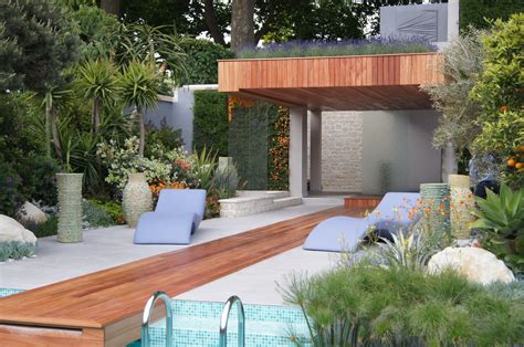 Contemporary Garden Design Ideas Photos Modern Garden Design Ideas Kitchentoday