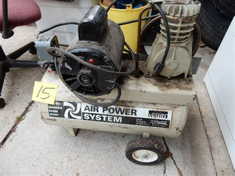 montgomery wards air compressor fish house snow blowers antiques appliances