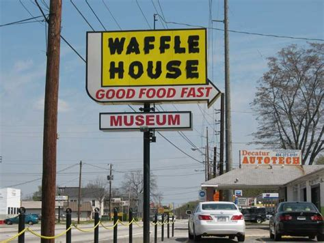 waffle house college station waffle house museum decatur cityseeker