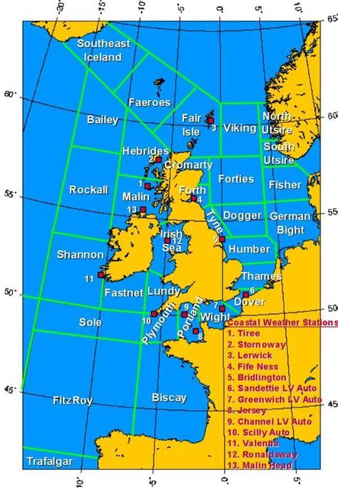 boat shipping map the shipping forecast 150 years old fafb