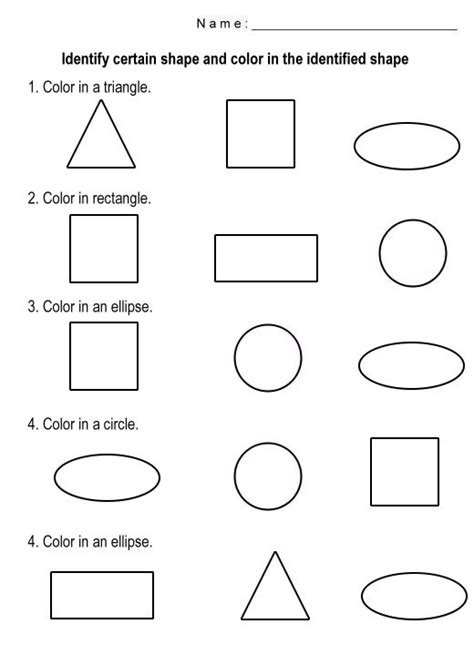 free printable identifying shapes worksheets free shapes worksheets kiddo shelter
