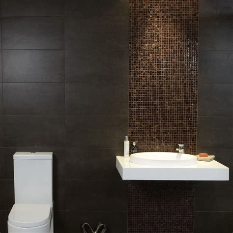 mocha bathroom ideas epsilon mocha wall and floor tile