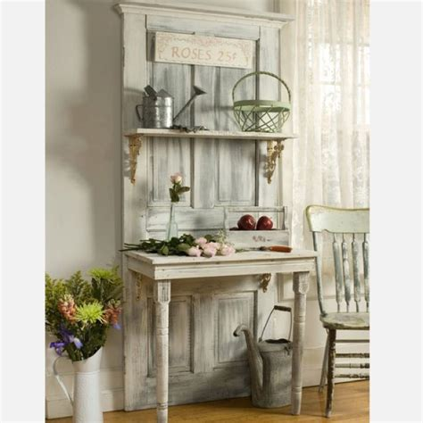 repurpose old kitchen cabinets repurpose an old door into a cabinet decor pinterest