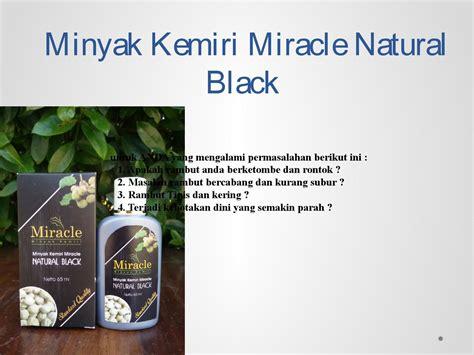 Minyak Kemiri Miracle obat rambut biar cepat panjang obat rambut biar cepet