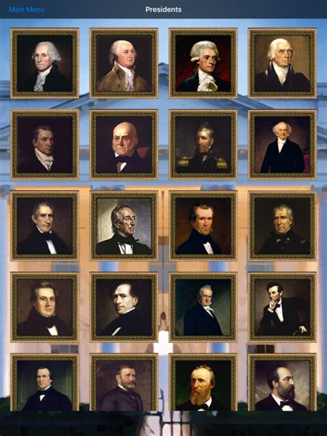 Top 7 Best Presidents In My Opinion by App Shopper Us Presidents Match Em Up History And