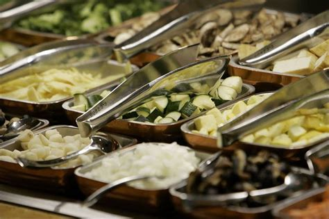 casino hits dining jackpot with indulge show kitchen buffet