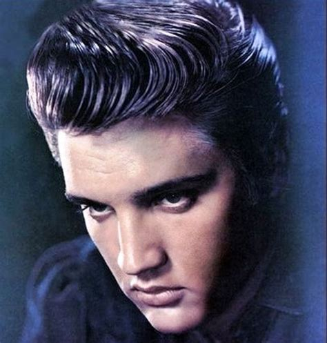 50s pompadour 50s hairstyles for men the pomp