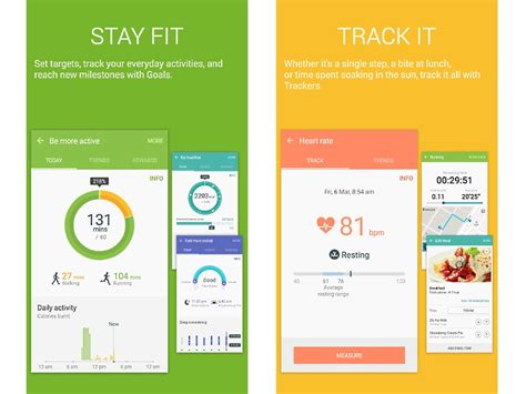 samsung health app samsung s s health app now available for non galaxy android phones technology news
