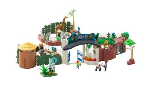 Playmobil Large Zoo playmobil large zoo with entrance buy in uae