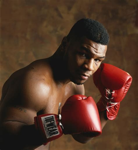 Mike Tyson To Be A sports mike tyson retired american boxer