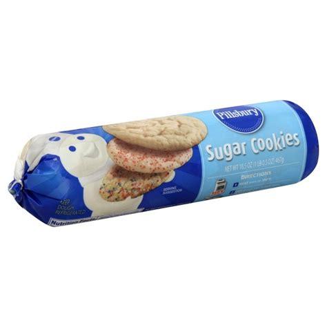 pillsbury cookies pillsbury cookie dough sugar
