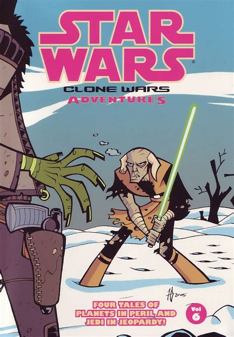 star wars clone wars adventures volume 6 wookieepedia fandom powered by wikia