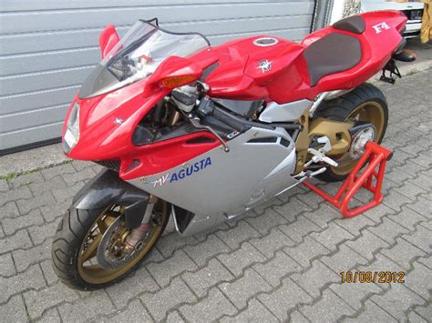 Kutubaru Set Mv Dm precious metal mv agusta f4 750 serie oro new in germany sportbikes for sale