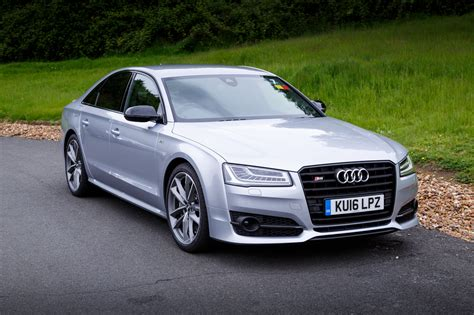 S8 Audi by 2016 Audi S8 Plus Tsfi Quattro Review