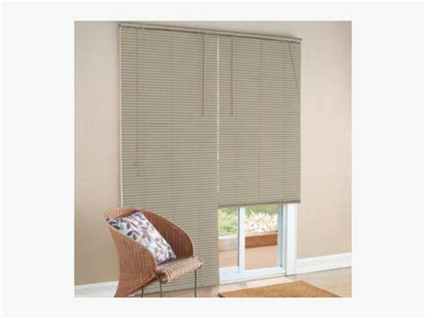 Patio Door Mini Blinds New 1 Patio Door Pvc Mini Blinds Central Ottawa Inside Greenbelt Ottawa
