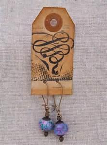 Handmade Earring Cards - handmade earring cards interweave