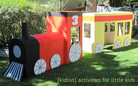como hacer un avion en whatever floats your boat how to make a cardboard train kidlist activities for kids