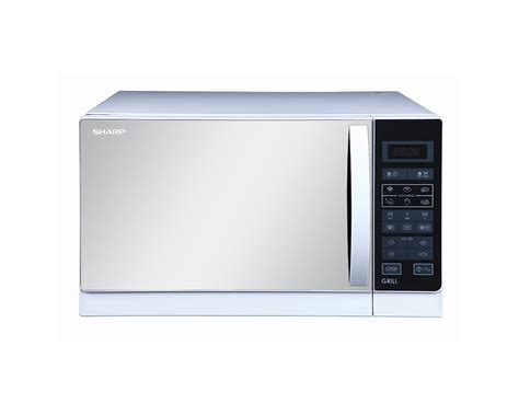 Microwave Sharp 25 Liter Grill Panggang 1000 Watt R728 K In 1 sharp microwave 25 litre with grill r 75mr w elaraby