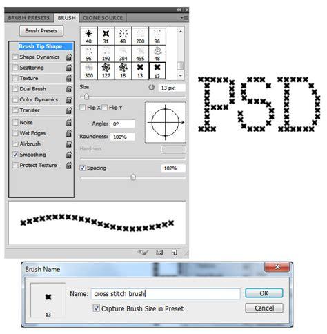 photoshop cs3 stitching tutorial create a cross stitch effect in photoshop photoshop