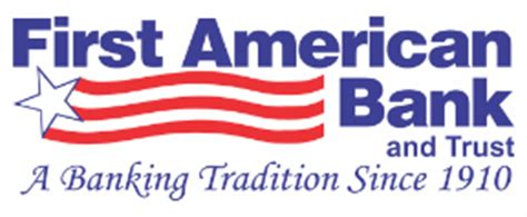 welcome to first american bank and trust | a banking