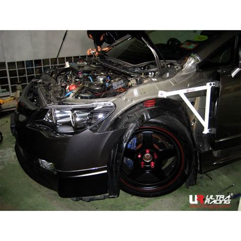 Strutbar Civic Fb3912 Side Lower 6points 1 honda zhapalang e autoparts