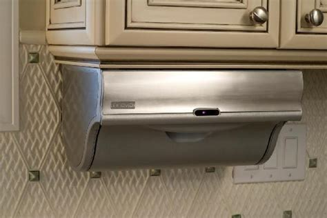 Automatic Paper Towel Dispenser For Kitchen by Practical Kitchen Idea Automatic Paper Towel Dispenser