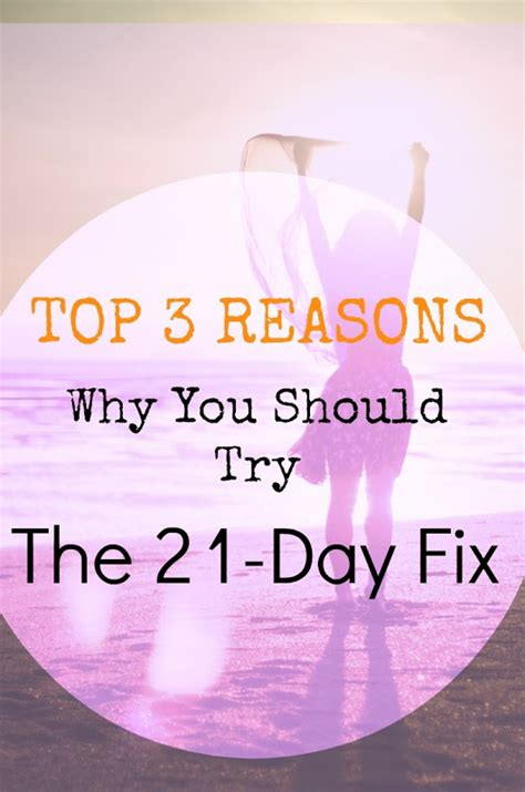 7 Reasons To Try A Bad Credit Repair Company by Top 3 Reasons Why You Should Try The 21 Day Fix Project