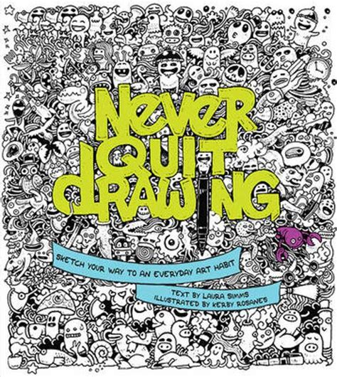 Never Quit Drawing bol never quit drawing simms 9781631061165
