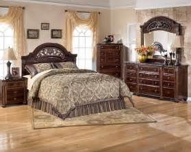 Ashley Bedroom Furniture Ashley Furniture North Shore Bedroom Set B553 Home