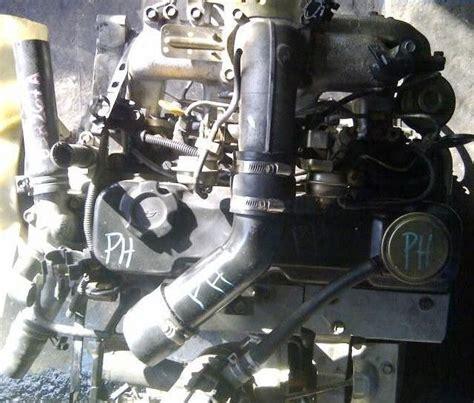 nissan turbo engines nissan elgrand 3 2 turbo diesel engine qd32 eti ebay