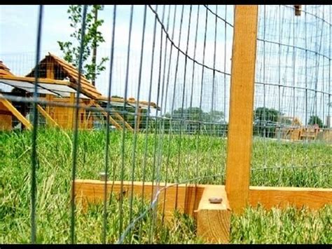 movable chicken fence portable chicken fence