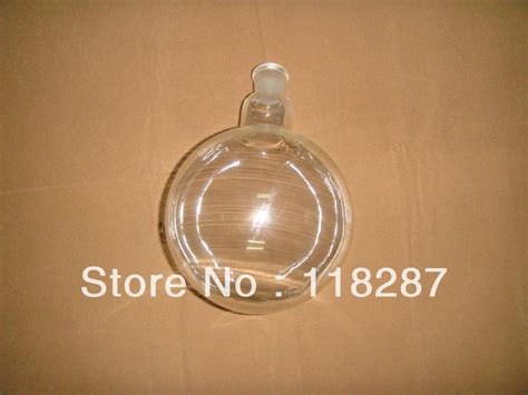 Boiling Flask Bottom 2000ml Merk Pyrex 2000ml bottom boiling flask 24 29 joint glass flask lab glassware in flask from office