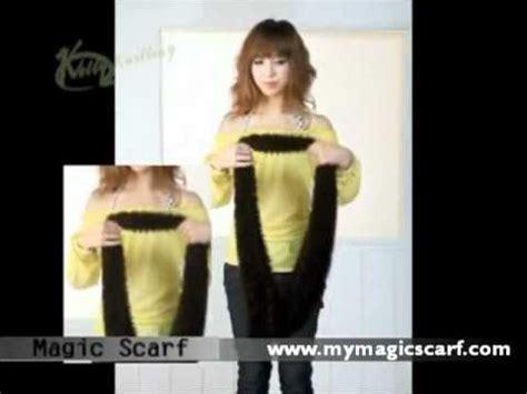 Amazing Scarf Magic Scarf Syal Multifungsi spoof 5 ways magic shawl via home tv shopping doovi