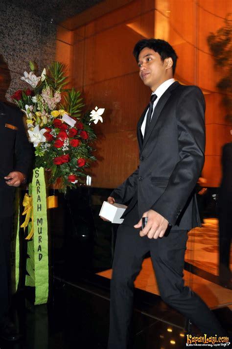 Bikin Jas Di Wong Hang ternyata pesanan jas adly fairuz untuk keperluan syuting