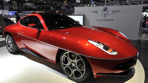 Alfa Romeo 4c Disco Volante Alfa Romeo 4c The News And Reviews With The Best