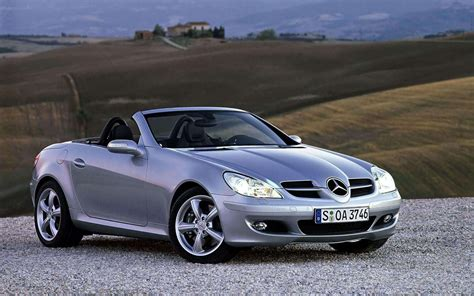 how things work cars 2006 mercedes benz slk class interior lighting les meilleurs cabriolets